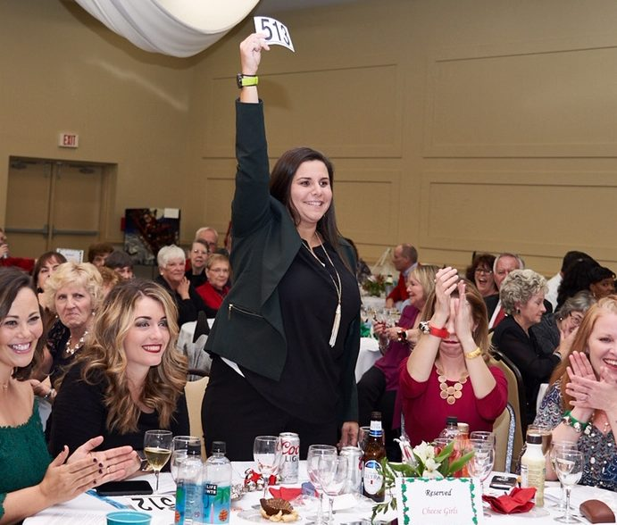 Christmas Mother Auction raises over $50,000