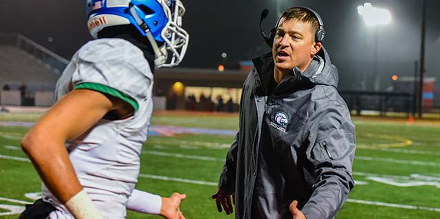 Meadowbrook hires Healy to lead football program