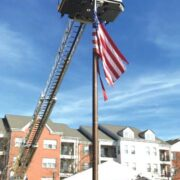 Thank you, firefighters