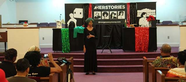 Black History Month play shines