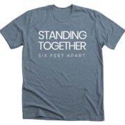 "Chesterfield launches ""Standing together – Six Feet Apart"" T-shirt fundraiser"