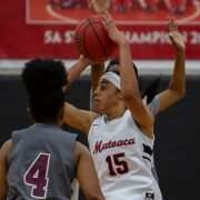 Matoaca's Carpenter staying in state for college hoops